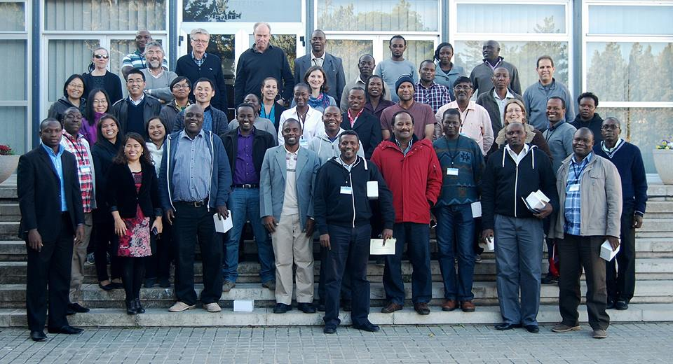 More than forty participants came together in November 2014 for the final IB–MYC training session, hosted by IAMZ. For more photos, see the IAMZ Facebook page.
